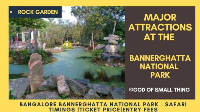 Bannerghatta National park Rock Garden