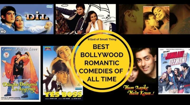 Best Bollywood Romantic Comedies