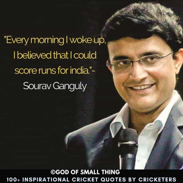 Inspirational Cricket Quotes