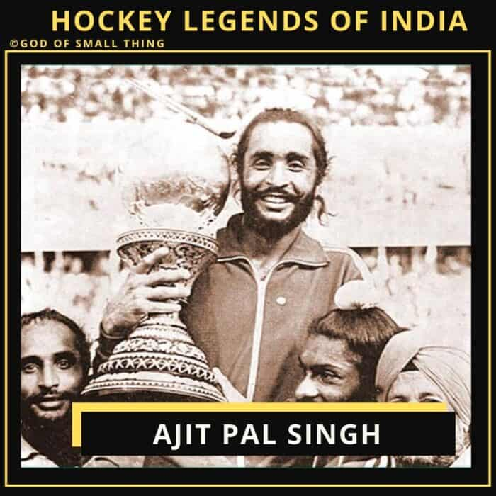 Famour Hockey Players of India