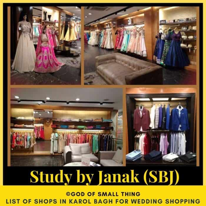 Karol Bagh wedding shopping