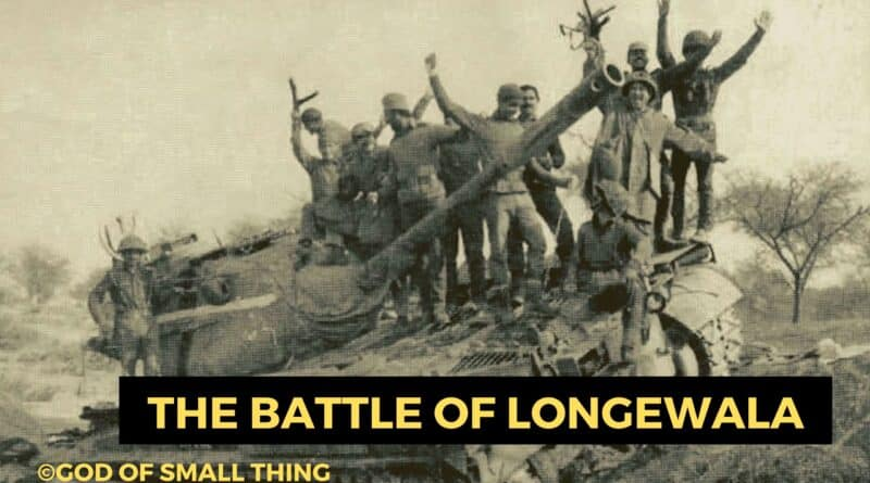 The Battle of Longewala