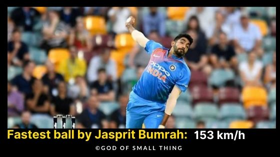 india best fast bowlers all time Jasprit Bumrah