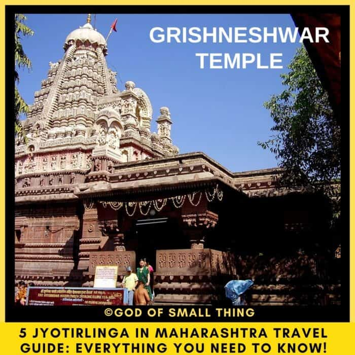 Jyotirlinga in Maharashtra Grishneshwar Temple