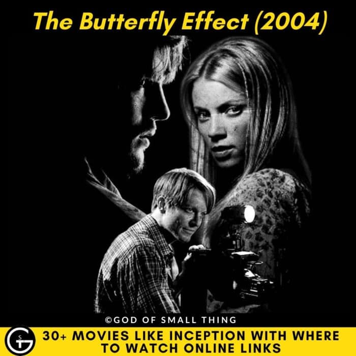 Movies Like Inception The Butterfly Effect
