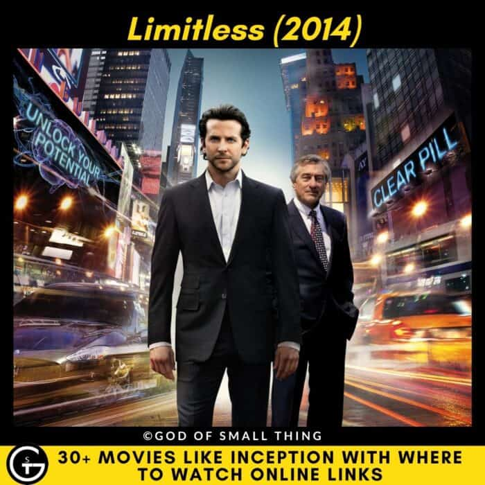 Movies Like Inception Limitless