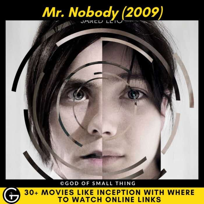 Movies Like Inception Mr. Nobody (2009)