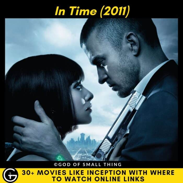 Movies Like Inception In Time (2011)
