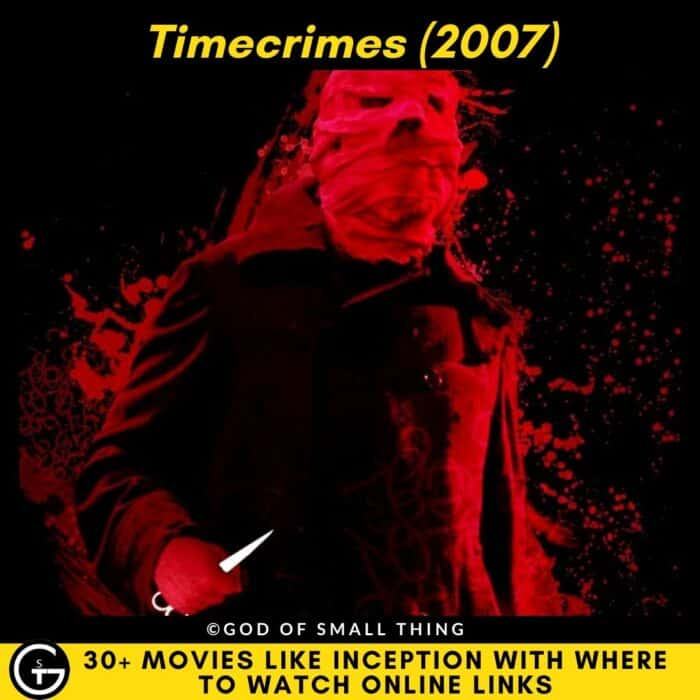 Movies Like Inception Timecrimes (2007)