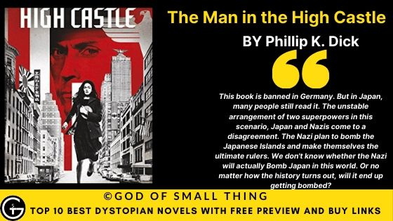Best Dystopian Books: The Man in the High Castle book review