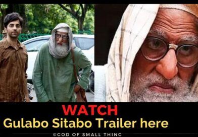 Watch Gulabo Sitabo Trailer