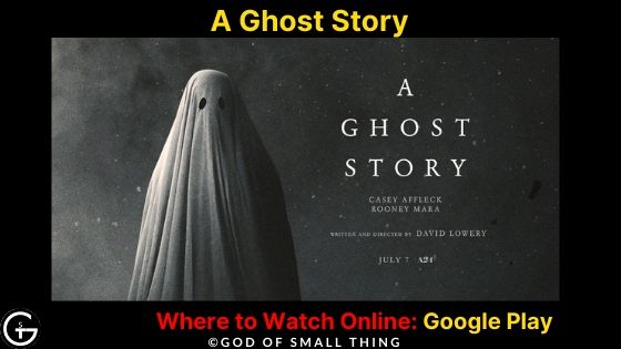 movies like twilight A Ghost Story Movie