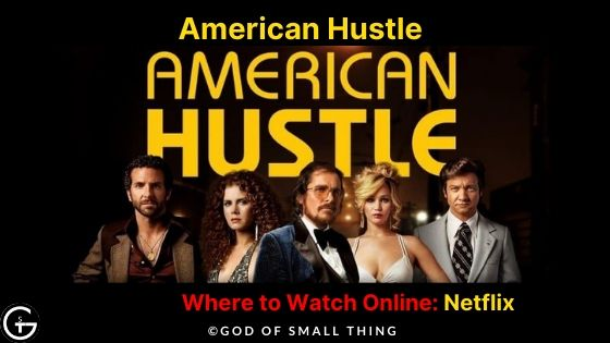 Movies similar to wolf of wall street: American Hustle Movie Online