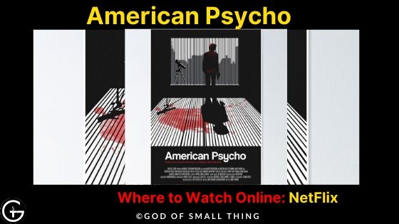Movies similar to wolf of wall street: American Psycho Movie Poster