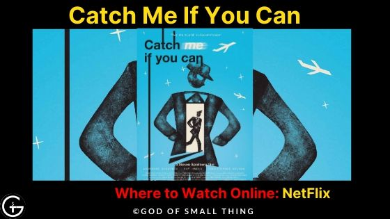 Movies like the wolf of wall street on netflix: Catch Me If You Can Movie Online