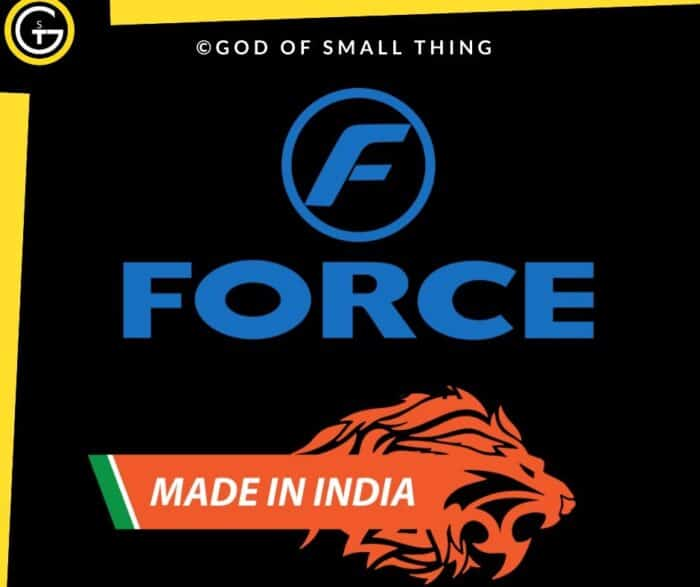 Automobiles Brands of India Force Motors