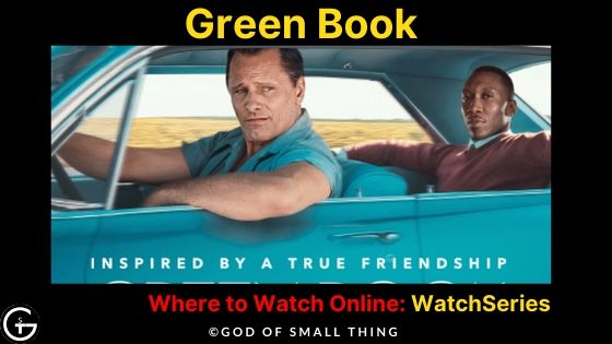 Movies similar to wolf of wall street: Green Book Movie
