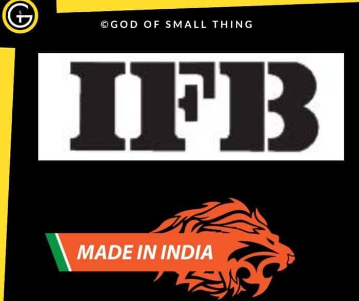 Indian Electronic Brands IFB