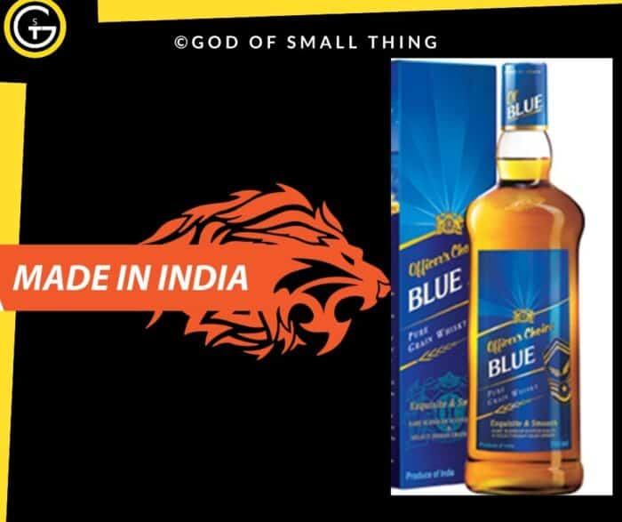 Indian Liquor Brands Officer's Choice