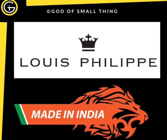 Best Clothing Brands India Louis Phillipe