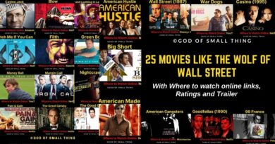 Movies like the wolf of wall street
