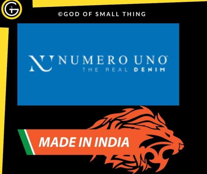 Best Clothing Brands India: Numero Uno