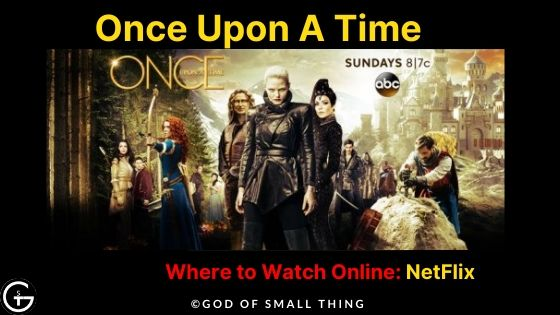 Once Upon A Time Series Like Got
