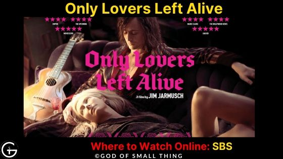 Only Lovers Left Alive Movie movies like twilight