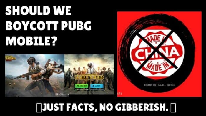 PUBG A chinese application?