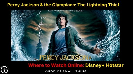 Watch Percy Jackson & the Olympians The Lightning Thief Movie