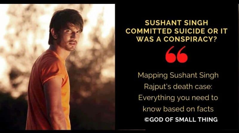 Sushant singh rajput death controvery