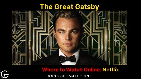 Movies like wolf of wall street: The Great Gatsby Movie Online
