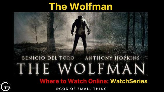otherworldly romance movies: The Wolfman Movie