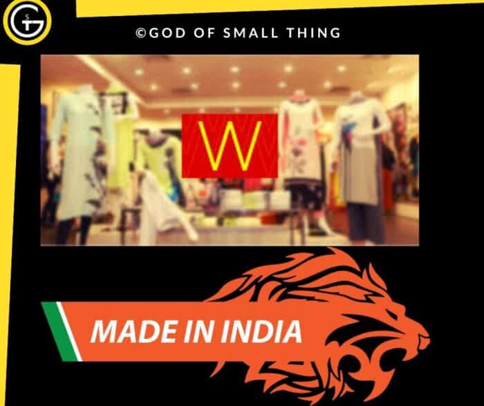 Indian Clothing Brands for Women: W for Women
