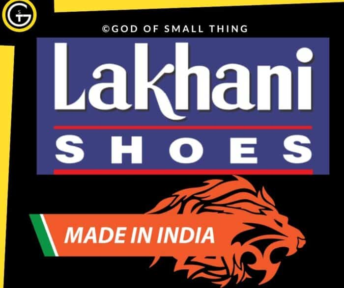 indian footwear brands Lakhani