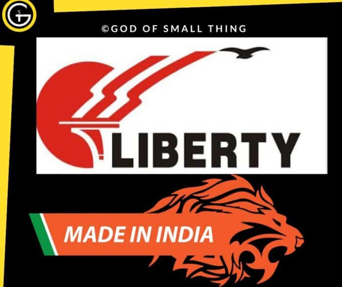 indian footwear brands Liberty