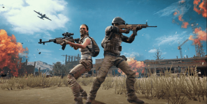 is pubg a chinese application