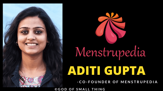 Women entrepreneurs in India: Aditi Gupta