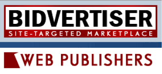 Bidvertiser google ads alternatives