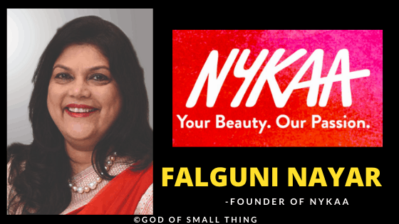 Women entrepreneurs in India: Falguni Nayar