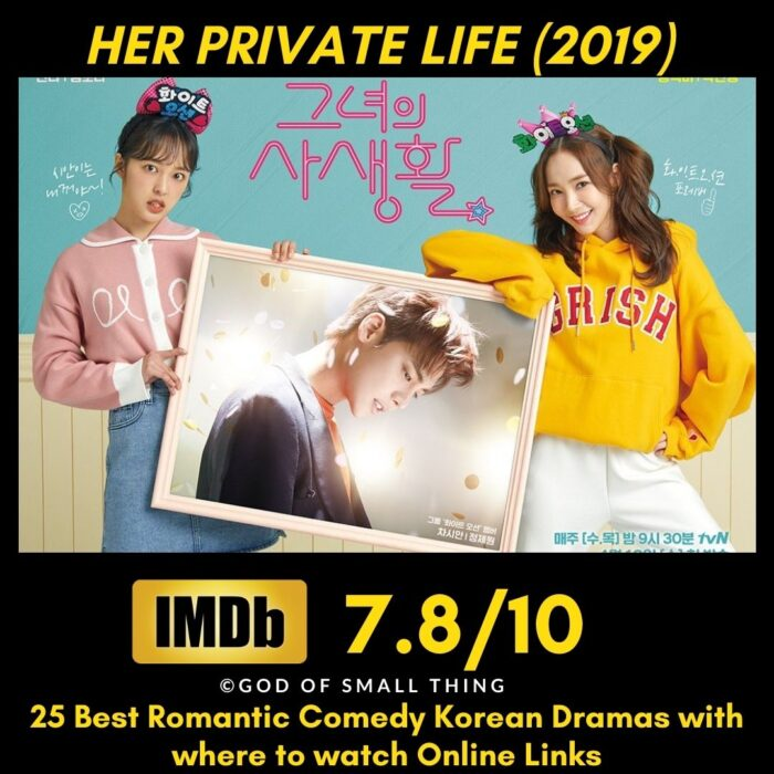 Her Private Life Romantic Comedy K-Dramas