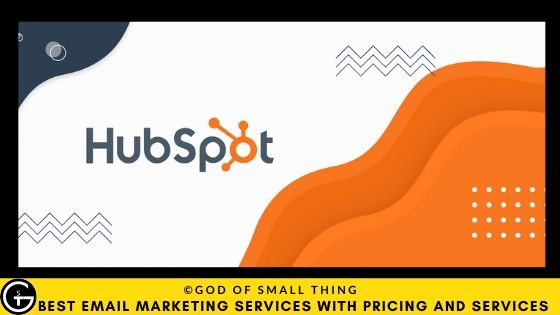 HubSpot Email Marketing Service