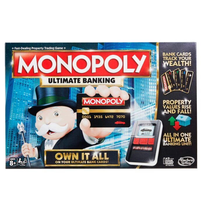 Monopoly Game for Kids