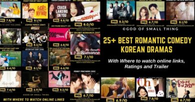 Romantic Comedy Korean Dramas