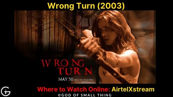Best Horror Movies Wrong Turn 2003