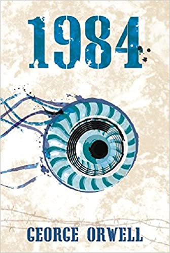 Best fiction books of all Time: 1984 by George Orwell