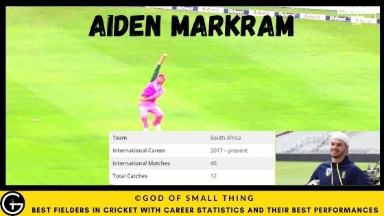 Best Fielders in Cricket: Aiden Markram