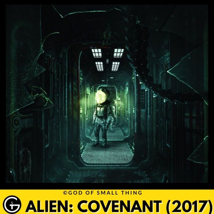 Alien CovenantScience fiction movies