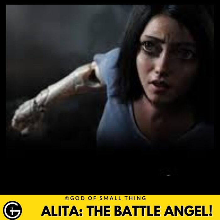 Alita The Battle Angel Science fiction movies
