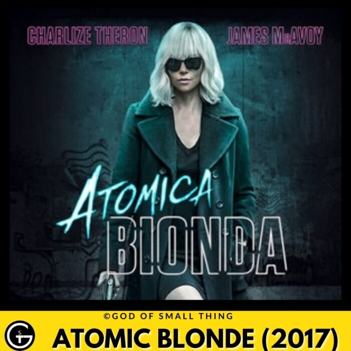 Atomic Blonde Sci-fi movie